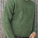 Glasgow Top-Down Pullover #B105 pattern