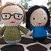 Crochet your own Mini pattern
