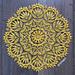 Rudbeckia (doily) pattern