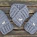 Barry Fingerless Gloves pattern