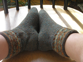 Shetland Socks