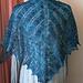 Argus Shawlette pattern