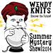 WendyKnits Summer Mystery Shawl 2014 pattern