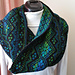 Stained Glass Cowl pattern