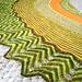 Holey Chevrons pattern