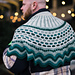 Winter Lights Shawl pattern