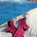 Mr Molesley Socks pattern