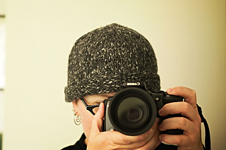 Mostly Knit-Round Hat