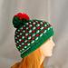 Christmas Lights Hat pattern
