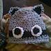 Rascal Raccoon Hat pattern