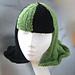 Halloween Hat Wig, Fun Chemo Cap pattern