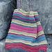 Striped Sling Bag pattern
