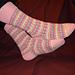 Knit by the Dozen Socks pattern