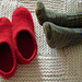 Adult's Slippers aka Fuzzy Feet pattern