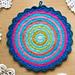 Standard 12-Round Mandala pattern