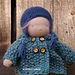 akureyri doll clothing pattern