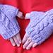 Marta's Fingerless Mitts pattern