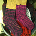 In The Pink Socks pattern