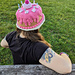 Party Cake Hat pattern
