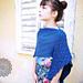 Nara shawl pattern