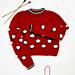 Every Stitch You Take Sweater pattern