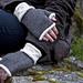 Avoca Fingerless Gloves & Mittens pattern