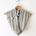 Charlotte Lace Cowl pattern