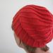 Knotted Rib Hat pattern
