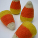 Felted Woolly Candy Corn pattern