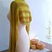 Alvéoles shawl écharpe pattern