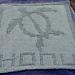 Honu (Sea Turtle) Hand Towel pattern