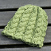 Bitty Cabled Hat pattern