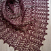 Old Town Shawl pattern