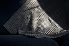 Gems Neo-aran Lap Blanket
