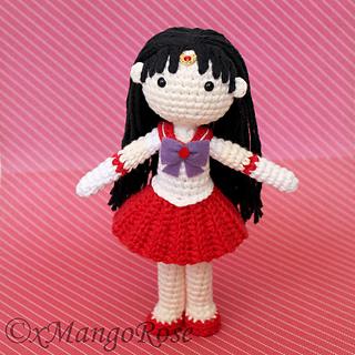 Yeni Haliyle Amigurumi Wendy Doll- New Version Amigurumi Wendy ...   320x320