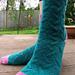 Sylphrena Socks pattern