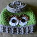 Grouch in a Can Hat ( Oscar the Grouch Inspired) pattern