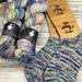 Vanilla Shortbread Socks pattern