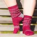 Holyrood Moods Socks pattern