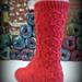 Curveball - A Sock for Baseball Lovers pattern