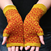 Endpaper Mitts pattern