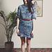 halton sweater dress pattern
