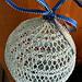 Knitted Lace Ball pattern