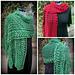 Maureen O' Scarf & Shawl pattern