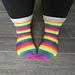 Yelley's Toe Up Sock Recipe pattern