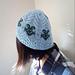 L Shoals Hat pattern