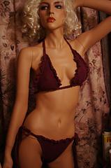 ruffles and crochet bikini 001