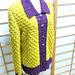 shawl collar jacket pattern