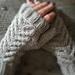 Moose Knuckle Fingerless Mitts pattern