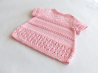 Ophelia dress FREE Baby Girl Dress Pattern